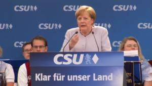 ميركل: على أوروبا الاعتناء بنفسها.. ولن نعتمد على أحد