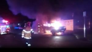 بالفيديو: هجوم بالقرب من مسجد في أستراليا
