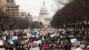 البيت الأبيض حول حظر ترامب: لا نعتذر عن أي شيء