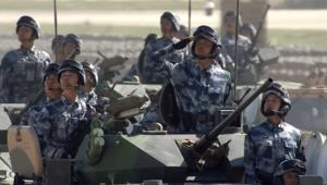 استعراض عسكري صيني ضخم بعد انتقاد ترامب