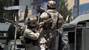 تفجير انتحاري وهجوم مسلح في سفارة العراق بأفغانستان