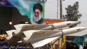 من عرض سابق للأسلحة الإيرانية في طهران