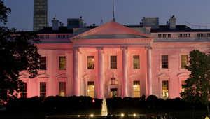 منظر عام للبيت الأبيض