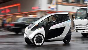 مركبة بـ3 عجلات.. لمستقبل التنقل بالمدن