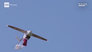 رواندا تطلق خدمة لإيصال المعدات الطبية باستخدام الطائرات الموجَّهة