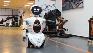 أول روبوت بالطباعة ثلاثية الأبعاد.. والصناعة إماراتية