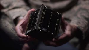 آخر ابتكارات القوات الجوية الأمريكية.. قمر اصطناعي بحجم راحة اليد