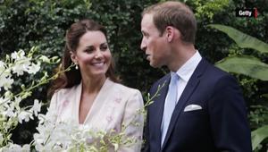 بالفيديو: 5 سنوات على الزفاف الأسطوري لوليام وكيت
