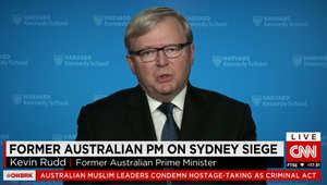 رئيس وزراء أستراليا السابق لـCNN: الجهادية تشكل تحديا للأشخاص المتحضرين.. لدينا نصف مليون مسلم والمشكلة بمن يعمل على هامش المجتمع