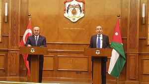 وزير خارجية تركيا من الأردن: دخول قوات النظام السوري لعفرين مرفوض إن كان لدعم الأكراد