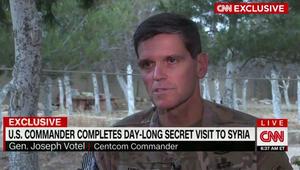 قائد القيادة المركزية الأمريكية يبين لـCNN المهمة السرية الخاطفة له بسوريا: على عاتقي مسؤولية المهمة والأشخاص هنا