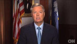 السيناتور ليندسي غراهام.. أحد أكبر الداعين لتدخل بري ضد داعش بالعراق يعلن ترشحه لسباق الرئاسة الأمريكية في 2016