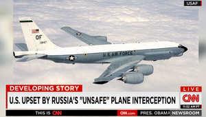 مقاتلة روسية تعترض طائرة تجسس أمريكية فوق بولندا وواشنطن تقدم شكوى لموسكو