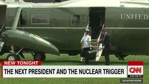 حقيبة سرية ترافق الرئيس الأمريكي أينما ذهب.. فما هي وما بداخلها؟