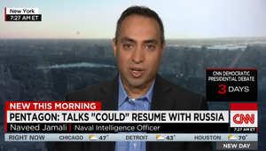 جاسوس مزدوج سابق للـFBI مع روسيا يبين لـCNN كيف نجح بوتين في سوريا خلال أيام: دفع أمريكا لوقف برنامج تدريب المعارضة والساحل السوري مؤمن والأسد لن يسقط