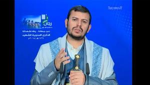 الحوثي يوجه نداء للسودانيين.. ويؤكد: التطورات بعدن لعبة ولكن فيها عبرة
