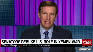 سيناتور ينتقد دعم أمريكا للسعودية باليمن.. والخارجية ترد