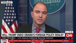 مسؤول أمريكي لـCNN: لم ننم لليال بسبب حلب وأوباما سيتحدث قريبا