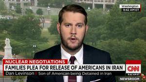 نجل عميل FBI سابق محتجز بإيران لـCNN: والددي يعاني من كوابيس لا يمكن تخيلها