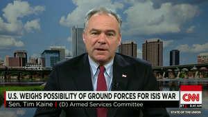 حرب داعش.. سيناتور أمريكي لـCNN العاهل الأردني أكد لي بأنها حرب المنطقة وليس أمريكا.. وواشنطن لا يمكنها لعب دور الشرطي