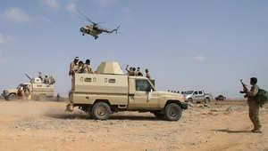 """مقتل 12 """"قاعدياً"""" في حملات للجيش بأبين وشبوة وصنعاء"""