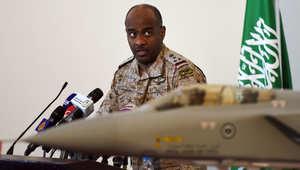 """اليوم الـ19 لـ""""عاصفة الحزم"""".. مناشدة عسكريين يمنيين بـ""""العودة للشرعية"""" ولا تعليق على أنباء مقتل الحوثي"""