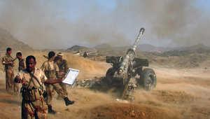 يوم ثالث من القصف على صعدة.. استهداف منازل قيادات الحوثي ونداء لإغاثة النازحين