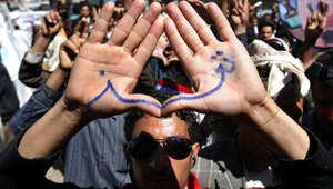 """مصادر يمنية لـCNN: جماعة الحوثي تفرض سيطرتها على محافظة """"تعز"""" بالكامل"""