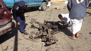 القاعدة في اليمن تتبنى تفجير سيارة مفخخة استهدفت مقر السفير الإيراني بصنعاء