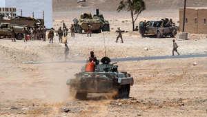عملية للقوات اليمنية في محافظة شبوة