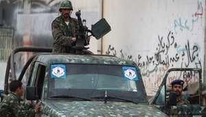 انتشار أمني في العاصمة صنعاء