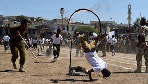 هادي يتهم قوات الحوثي وصالح بارتكاب مجزرة في تعز ويتوعدها بالهزيمة.. والحوثيون يستنجدون بموسكو