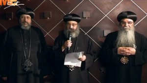 """الكنيسة القبطية تدخل على خط أزمة """"دير الريان"""" وتتبرأ من المتورطين وتعزل أحد الرهبان وتؤكد: الدير غير قانوني"""