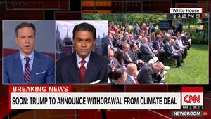 زكريا يبين لـCNN ما يعنيه انسحاب ترامب من اتفاقية باريس للمناخ