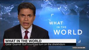 فريد زكريا لـCNN: اختلاف السعودية وقطر جيوسياسي يدفع بالدوحة للتقرب من إيران
