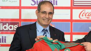 الزاكي، المدرب الجديد للمنتخب المغربي