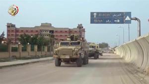 بالبيان 6.. جيش مصر: اعتقال أجانب ضمن 400 مشتبه به بعملية سيناء