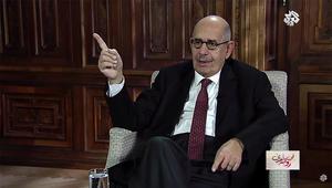 البرادعي يتحدث عن هيمنة إيران وملف حرب العراق والقذافي