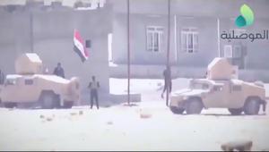 الجنرال تاوسيند يبين مدى استعداد القوات العراقية لاستعادة الموصل