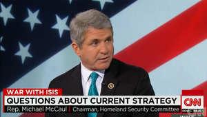 نائب أمريكي لـCNN: الاستراتيجية ضد داعش تحتويهم ولا تهزمهم.. ونأمل رؤية الدول السنية تنهض إلى جانب تركيا والمشكلة في أردوغان