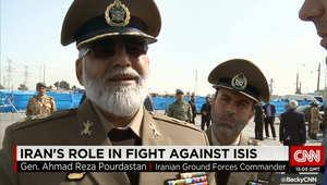 قائد القوات البرية الإيرانية لـCNN: أمريكا مصدر تهديد لنا حاليا ولابد من تغيير التوجه ليكون هناك ثقة