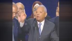 """بالفيديو.. استمرار تداول مقطع كلمة وزير أردني سابق بمؤتمر المعارضة الإيرانية.. ومغردون يصفونها بـ""""كلمة نارية"""""""