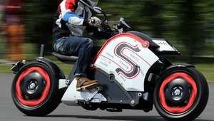 """اول اختبار لدراجة """"زيكو"""" الكهربائية في اليابان"""