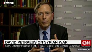 بتريوس لـCNN: قوانين غروزني تسري بحلب وهذه أهداف الأسد