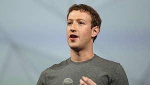 الرئيس التنفيذي لفيسبوك مارك زوكربيرغ