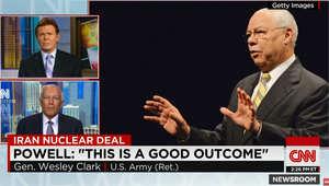 قائد الناتو السابق يعلق لـCNN على تصريحات كولن باول حول أن الاتفاق النووي الإيراني أفضل للسعودية وإسرائيل