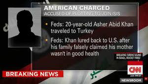 كيف تمكنت عائلة أمريكية من اقناع ابنها بالعودة بعد وصوله لتركيا بهدف الانضمام لتنظيم داعش؟