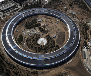 """شركة في دبي تصنّع سقف مقر """"أبل"""" العملاق في كاليفورنيا"""