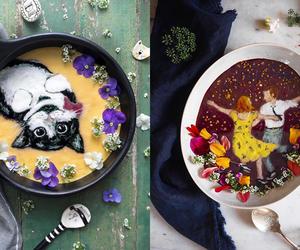 لوحات فنية قابلة للأكل..هل تود تجربة طعمها؟