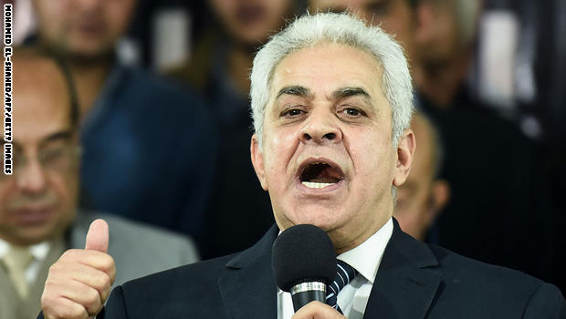 حمدين صباحي يدعو لمقاطعة سباق الرئاسة بمصر: انتخابات بلا مرشحين ولا ضمانات